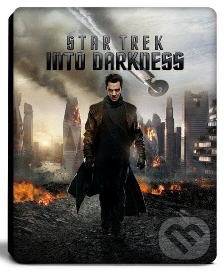 Star Trek: Do temnoty 3D Steelbook BLU-RAY