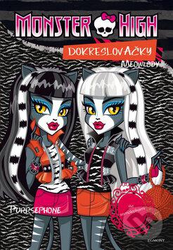 Monster High: Dokreslovačky -