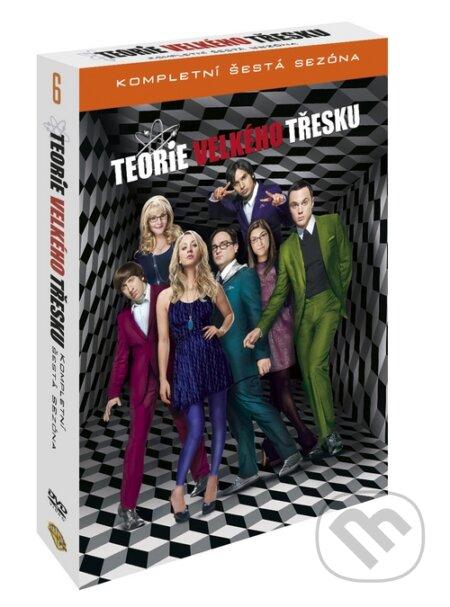 Teorie velkého třesku 6.série DVD