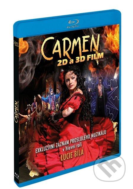 Carmen 3D BLU-RAY