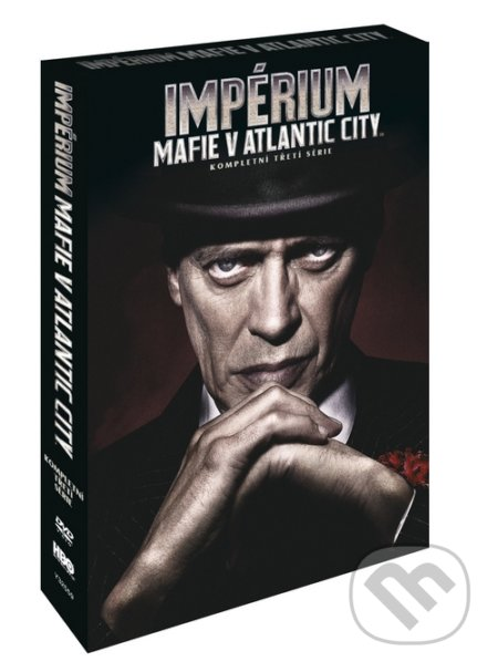 Impérium-Mafie v Atlantic City 3.série DVD