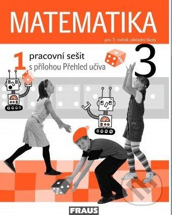 Matematika 3 (1. díl) - Milan Hejný, Darina Jirotková, Jana Slezáková-Kratochvílová