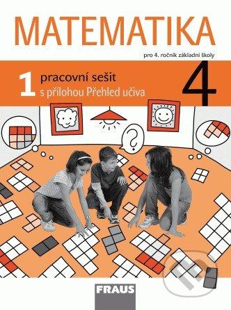 Matematika 4 (1. díl) - Milan Hejný, Darina Jirotková, Jana Slezáková-Kratochvílová