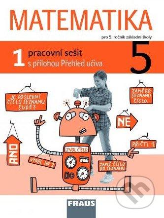 Matematika 5 (1. díl) - Milan Hejný, Darina Jirotková, Jana Slezáková-Kratochvílová