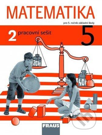 Matematika 5 (2. díl) - Milan Hejný, Darina Jirotková, Jana Slezáková-Kratochvílová