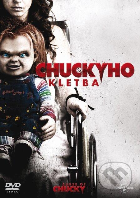 Chuckyho kletba DVD