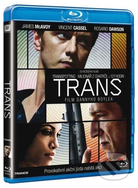 Trans BLU-RAY