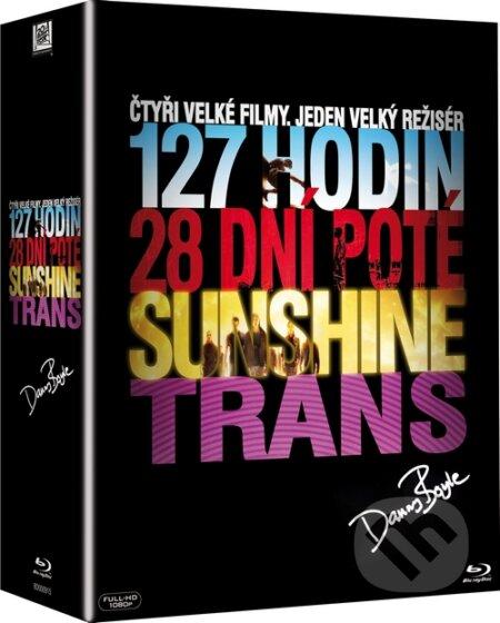 Kolekcia Danny Boyle BLU-RAY