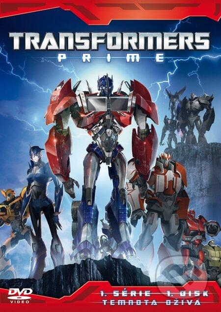 Transformers Prime 1. série DVD