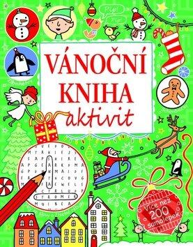 Vánoční kniha aktivit -