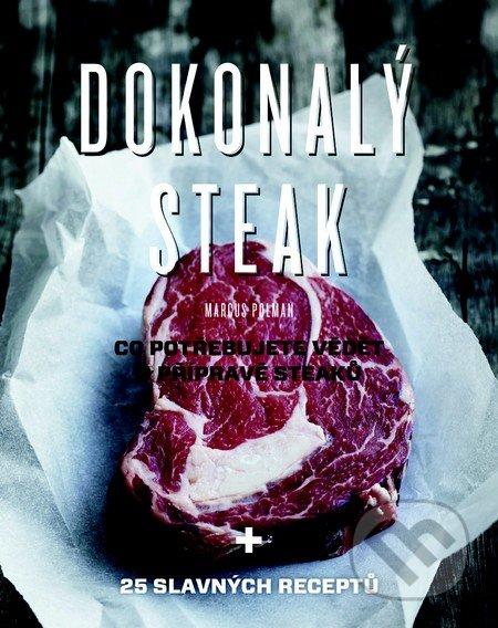 Dokonalý steak (český jazyk) - Marcus Polman