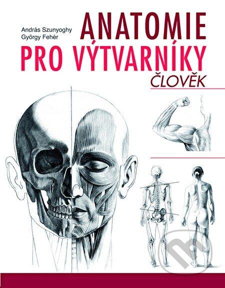 anatomie lidského těla kniha