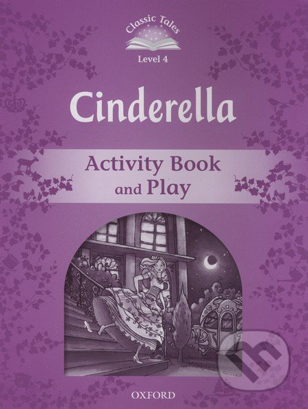 Cinderella: Activity Book and Play -