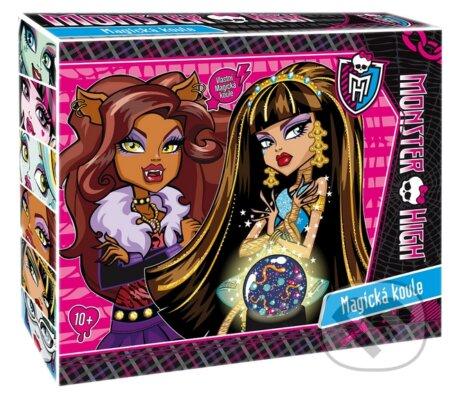 Monster Hight Magická koule -