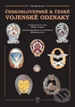 Československé a české vojenské odznaky - Zdeněk Krubl