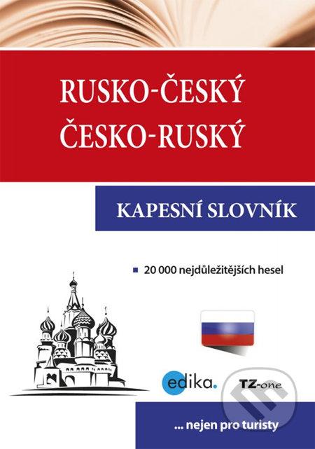 Rusko-český a česko-ruský kapesní slovník -