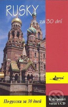 Rusky za 30 dní + CD - Rudolf Ditrich
