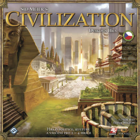 Civilization - Kevin Wilson