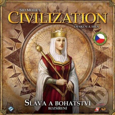Civilization: Sláva a bohatství -