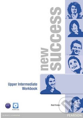 New Success Upper Intermediate - Work Book - Náhled učebnice