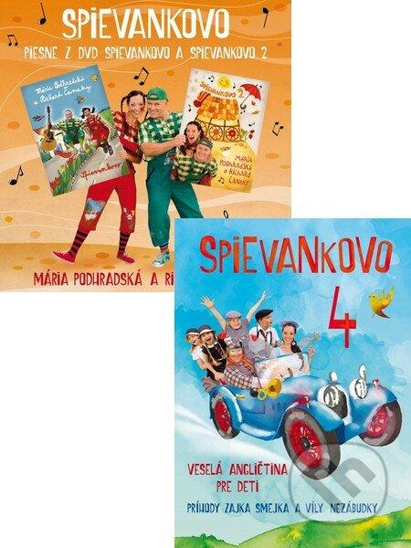 Spievankovo III. (kolekcia CD + DVD) DVD