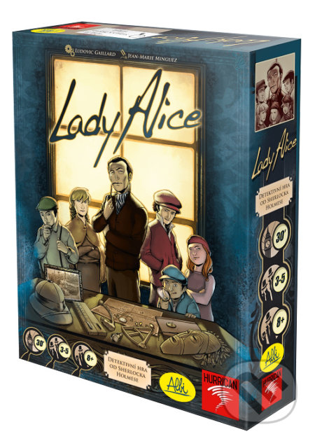 Lady Alice - Ludovic Gaillard
