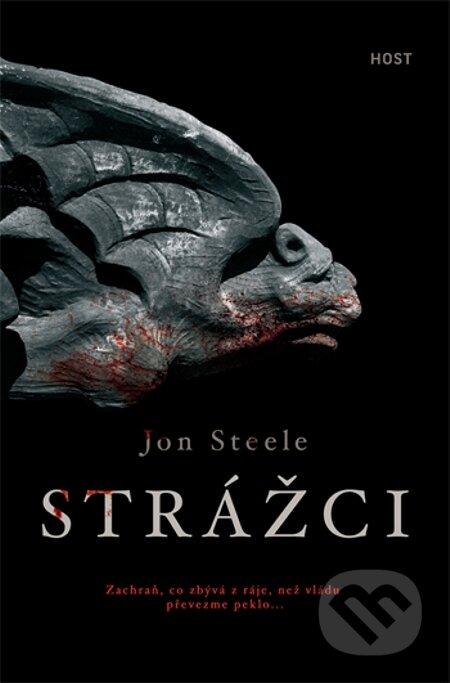 Strážci - Jon Steele