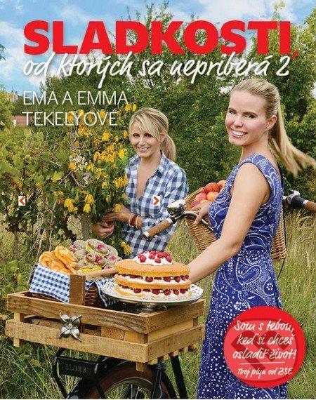 Sladkosti, od ktorých sa nepriberá 2 - Emma Tekelyová, Ema Tekelyová