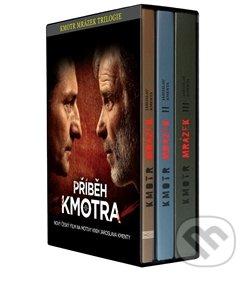 Trilogie Kmotr Mrázek (komplet) - Jaroslav Kmenta