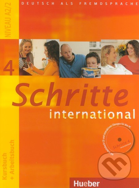 Schritte international 4 (Packet) -