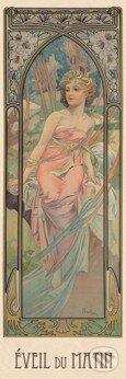 Prebudenia rána - Alfons Mucha