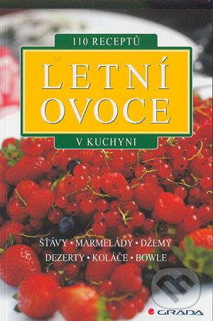 Letní ovoce v kuchyni - Kolektiv autorů