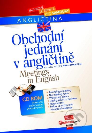 Obchodní jednání v angličtině - Kolektiv autorů