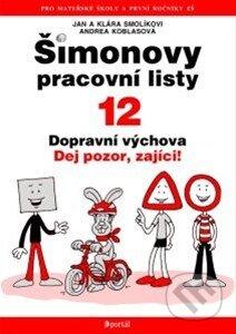 Šimonovy pracovní listy 12 - Klára Smolíková, Jan Smolík, Andrea Koblasová