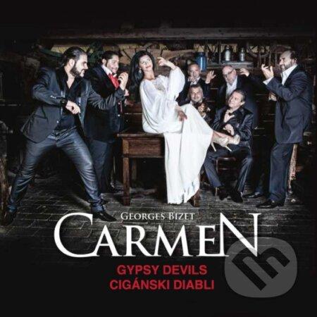 Cigánski diabli: Carmen - Cigánski Diabli