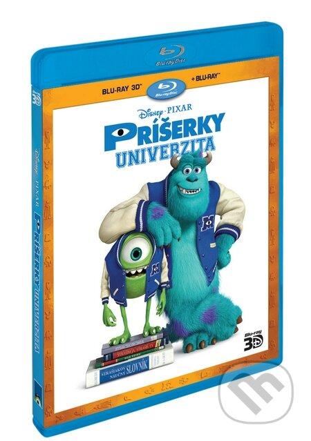 Príšerky: Univerzita 3D+2D BLU-RAY