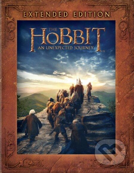 Hobit: Neočekávaná cesta - prodloužená verze DVD