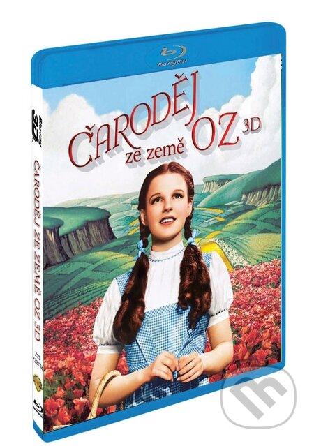 Čaroděj ze Země Oz 3D+2D BLU-RAY