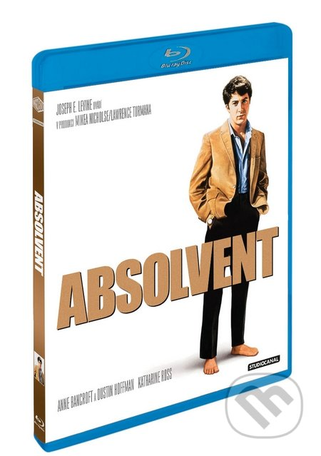 Absolvent BLU-RAY