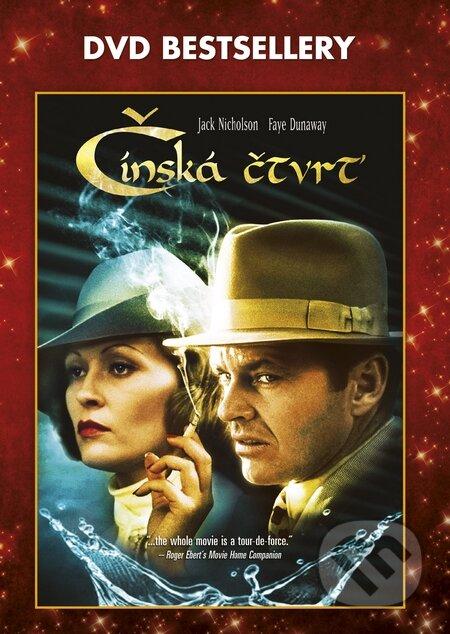 Čínská čtvrť DVD