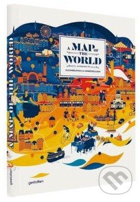A Map of the World - Antonis Antoniou