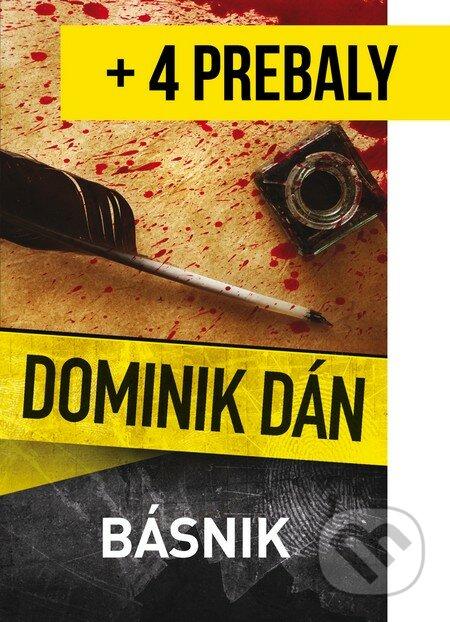 Básnik + 4 prebaly (špeciálna kolekcia) - Dominik Dán