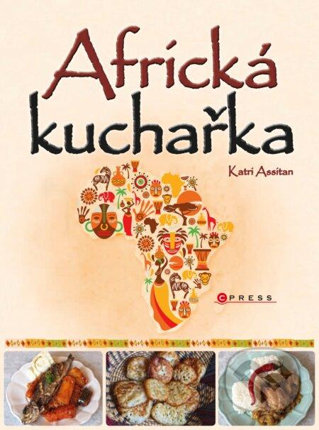 Africká kuchařka - Assitan Katri