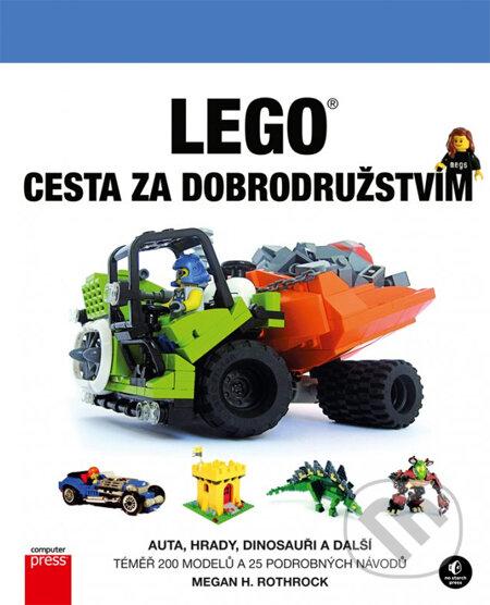 LEGO - Cesta za dobrodružstvím -