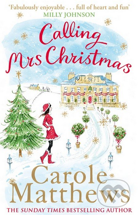 Calling Mrs Christmas - Carole Matthews