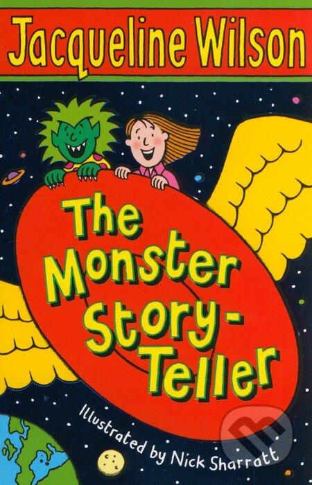 The Monster Story-teller - Jacquelie Wilson