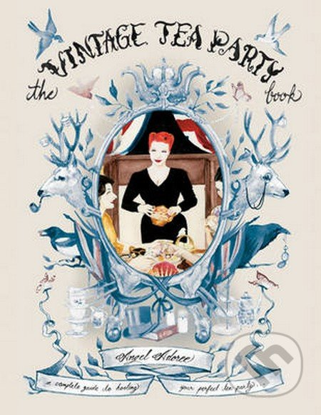 Vintage Tea Party Book - Angel Adoree
