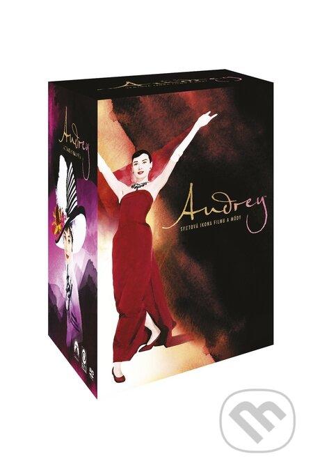 Audrey – světová ikona filmu a módy DVD