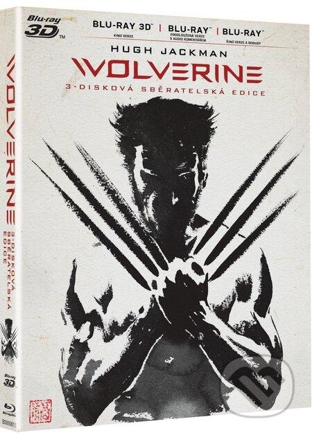 Wolverine 3D BLU-RAY