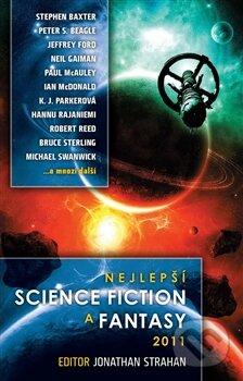 Nejlepší science fiction a fantasy 2011 - Jonathan Strahan